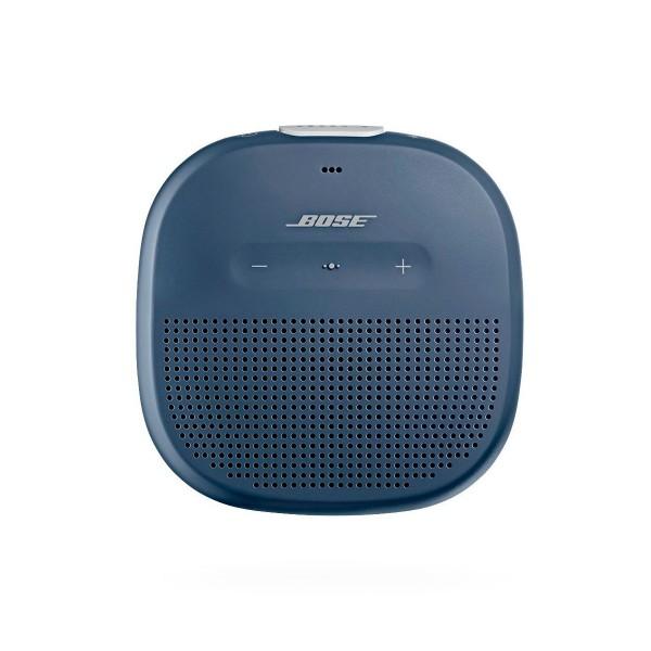 Bose soundlink micro azul altavoz inalámbrico bluetooth sonido de alta calidad