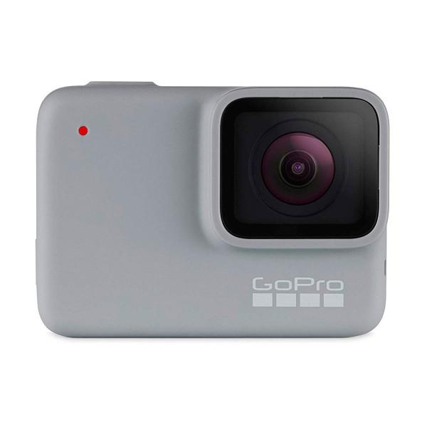Go pro hero7 white cámara deportiva 10mp full hd wifi bluetooth pantalla táctil y control por voz