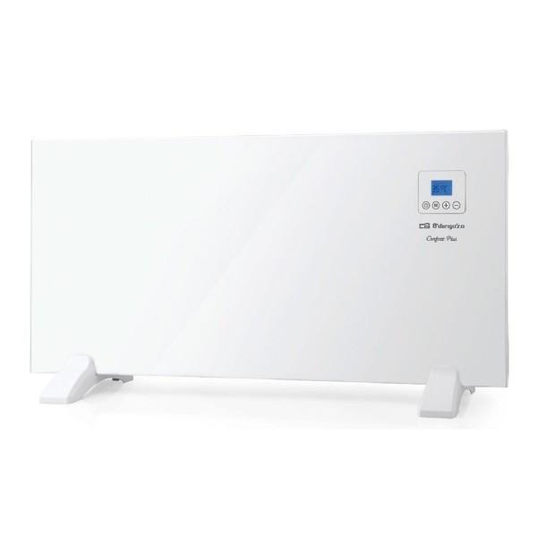 Orbegozo reh 1000 blanco panel radiante 1000w pantalla lcd con control táctil termostato digital