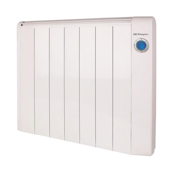 Orbegozo rre-1810 radiador 1800w programable de bajo consumo