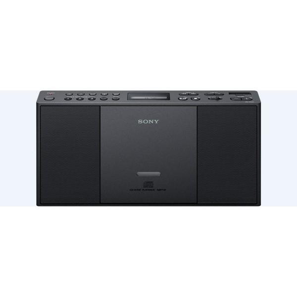 Sony zspe60b negro reproductor de cd y radio portátil