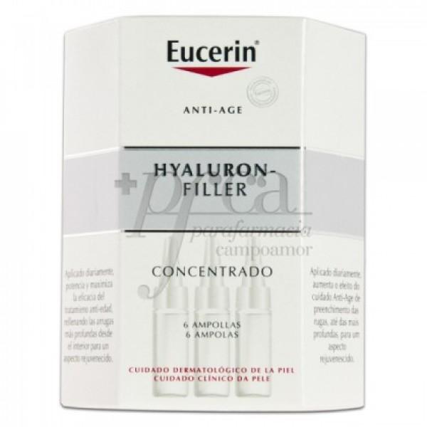 HYALURON FILLER CONCENTRADO 6 AMPOLLAS