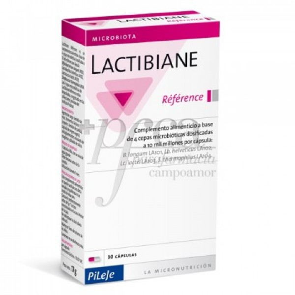 LACTIBIANE REFERENCE 30 CAPS