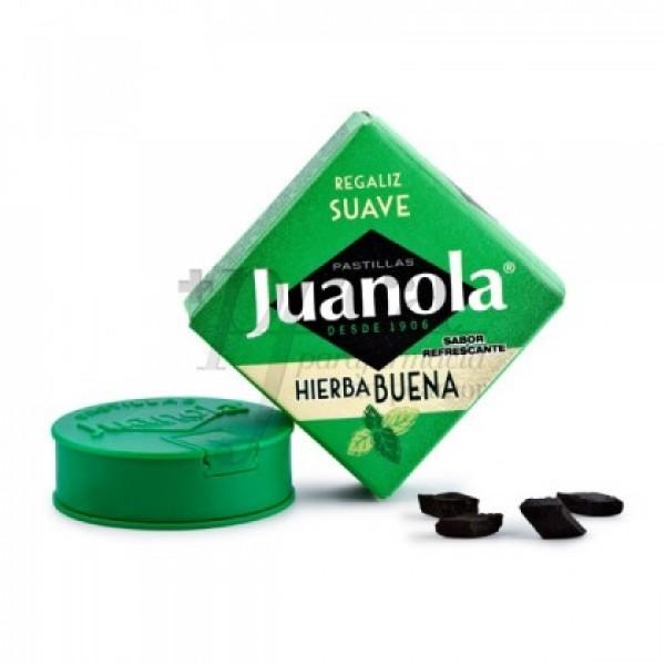 JUANOLA PASTILLAS HIERBABUENA 5,4 G