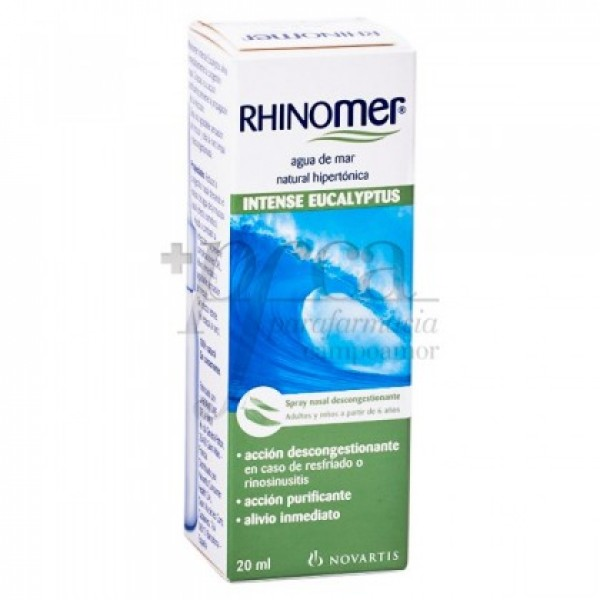 RHINOMER INTENSE EUCALYPTUS