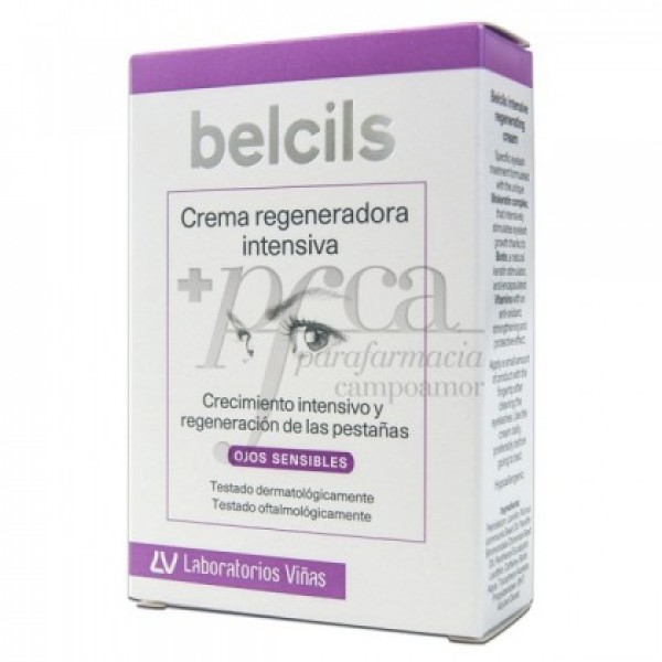 BELCILS CREMA INTENSIVA PESTAÑAS 4 ML