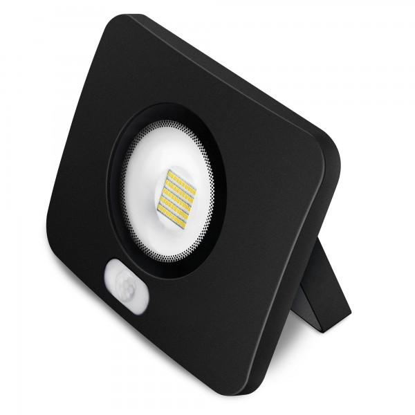 Proyector led al.fund sensor.negro.30w.f