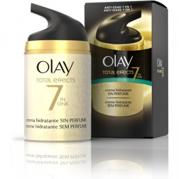 Olay 7 total effects 7in one 50ml sin perfume
