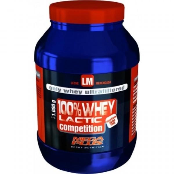 Whey 100% lactic competiton fresa 2kg