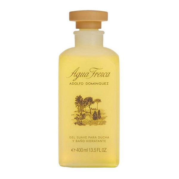 Adolfo dominguez agua fresca gel de ducha 400ml