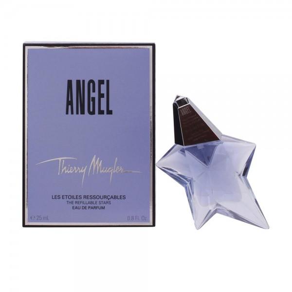 Thierry mugler angel eau de parfum rellenable 25ml vaporizador