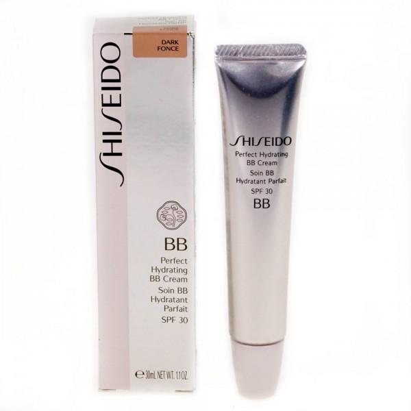 Shiseido perfect hidratante bb cream dark 30ml