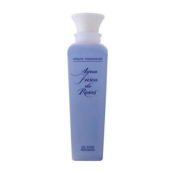 Adolfo dominguez agua fresca de rosas gel suave perfumado 500ml