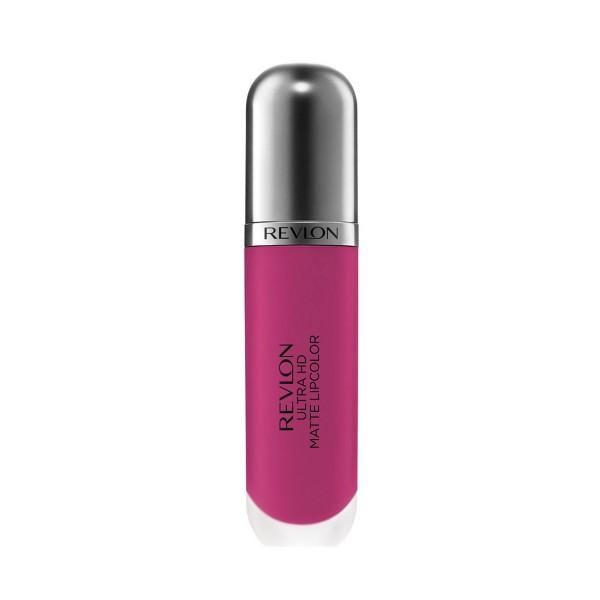 Revlon ultra hd matte lipcolor 665 intensity