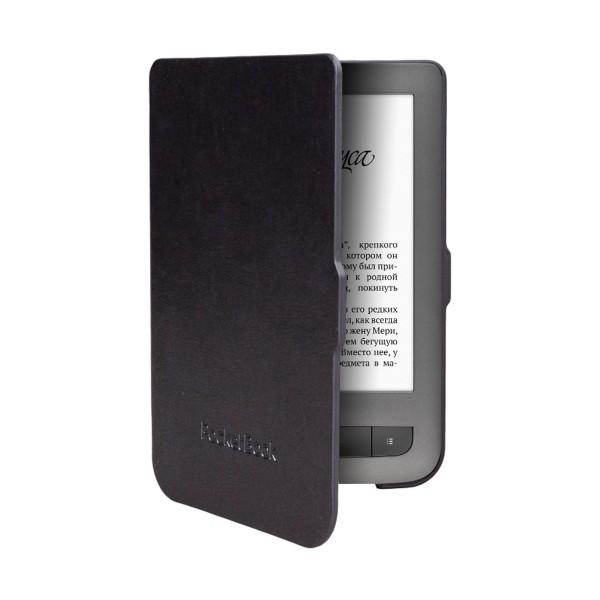 Pocketbook shell 6'' negro funda libro electrónico pocketbook basic 3