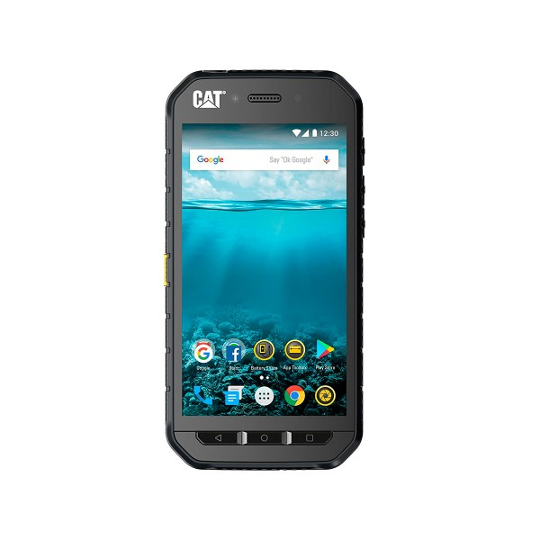 Cat s41 negro móvil resistente 4g dual sim 5'' fhd/8core/32gb/3gb ram/13mp/8mp