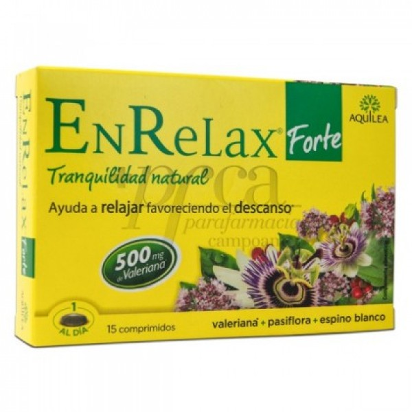 ENRELAX FORTE 15 COMPS