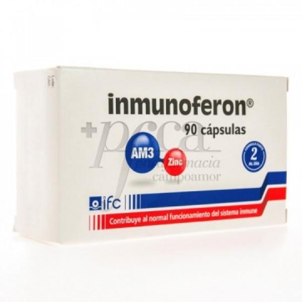 INMUNOFERON 90 CAPS
