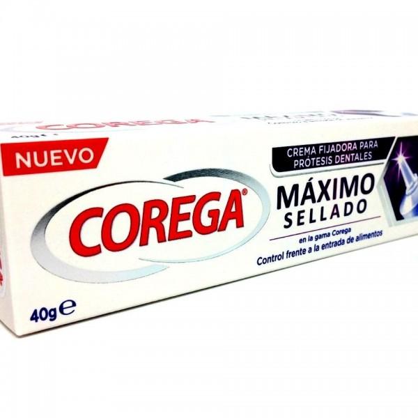 COREGA MAXIMO SELLADO CREMA FIJADORA 70G