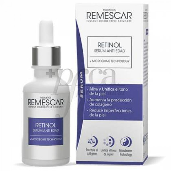 REMESCAR RETINOL SERUM ANTI EDAD 30ML