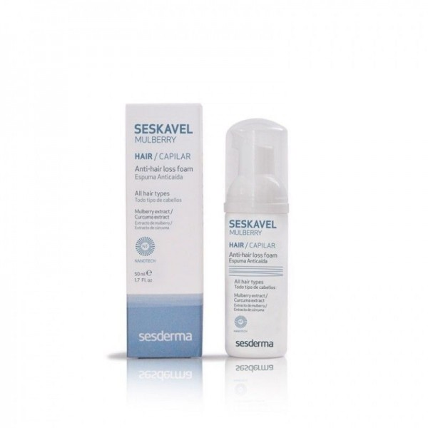 SESKAVEL MULBERRY ESPUMA ANTICAIDA 50ML