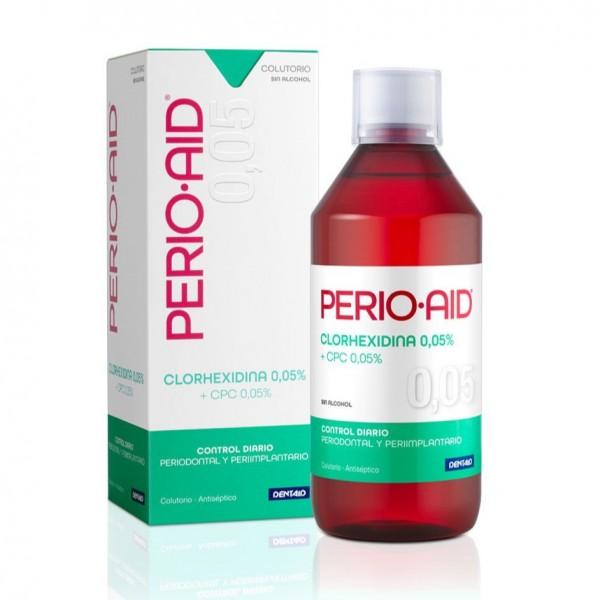 PERIO-AID COLUTORIO CONTROL DIARIO S/ALCOHOL 1L