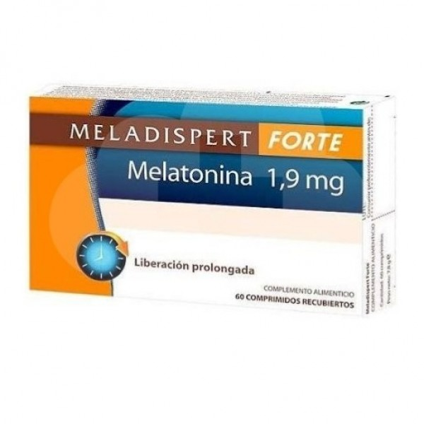 MELADISPERT FORTE MELATONINA 1.90MG 60 COMPS