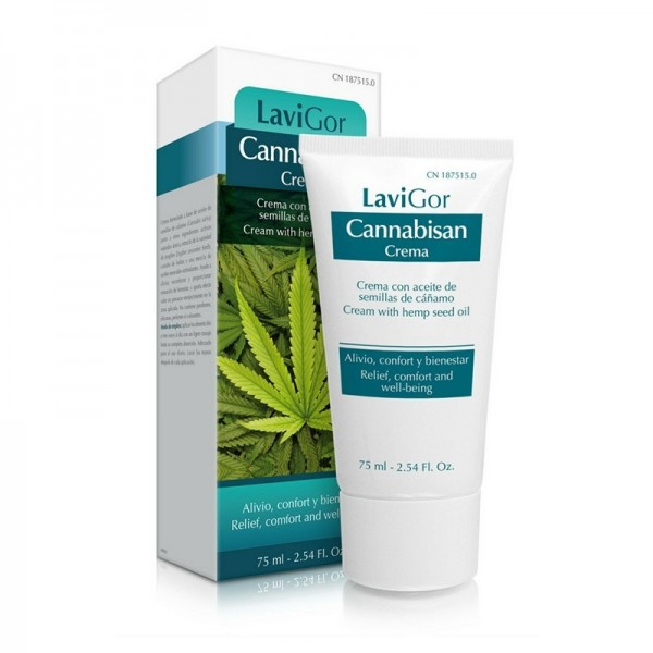 CANNABISAN CREMA 75 ML