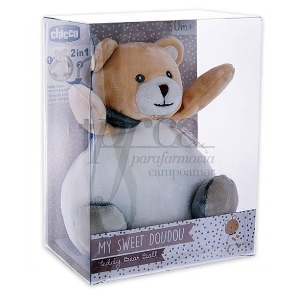 CHICCO TEDDY BEAR BALL MY SWEET DOUDOU 0M+